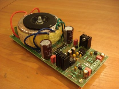 Modified Sulzer regulator- v.2