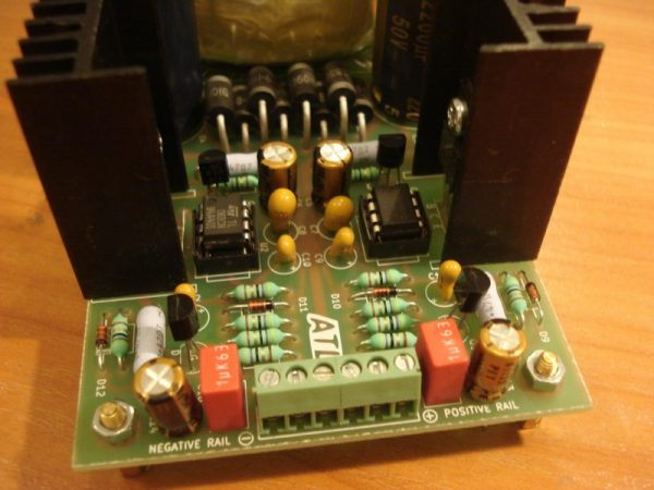 Modified Sulzer regulator - v.2