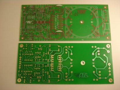 PCB for modified Sulzer regulator v.2