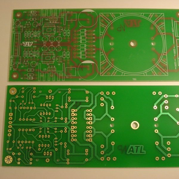 PCB for modified Sulzer regulator v.2