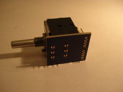 PCB for ALPS Blue Velvet