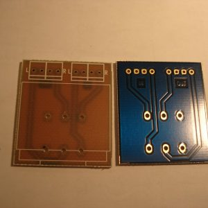 PCB for ALPS Blue Velvet