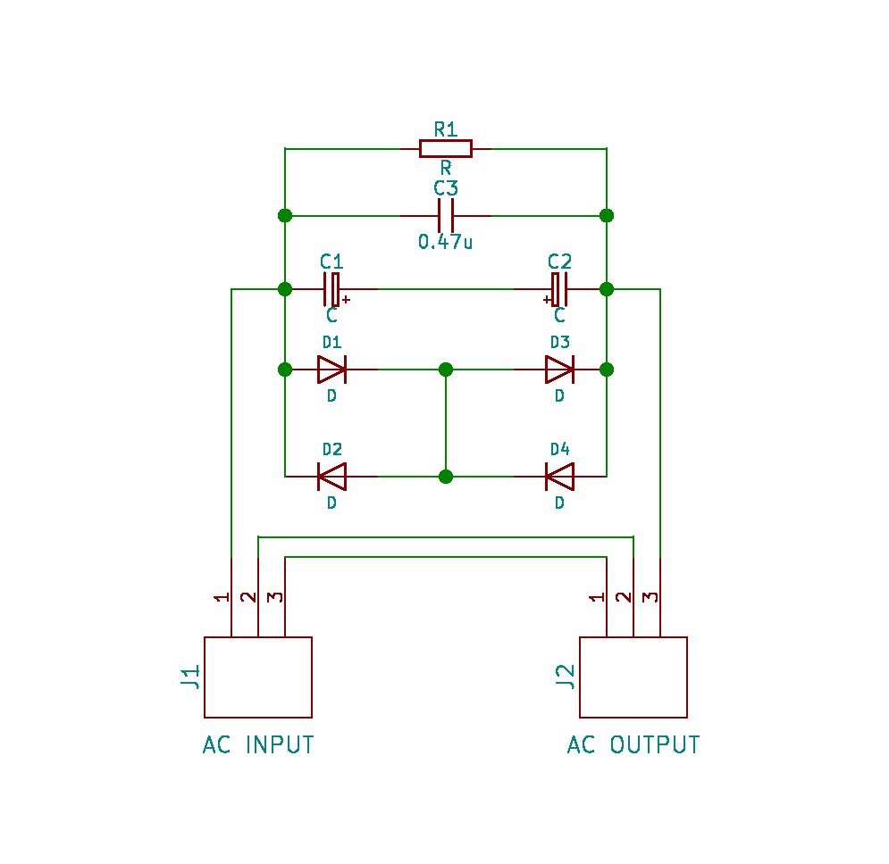 Dc Blocking Circuit Trusted Wiring Diagrams The Basic Blocker Trap Filter Populated Pcb V 2 Atl Audio Ltd Rh Atlhifi Com