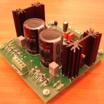 Modified Sulzer regulator - mini version