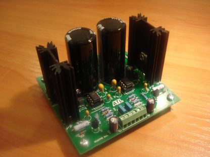 Modified Sulzer Regulator - assembled and tested