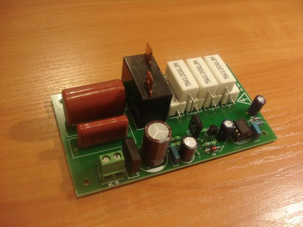 Soft Start (Inrush Current Limiter) 220V version