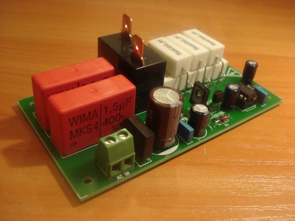 Soft Start (Inrush Current Limiter) 120V version