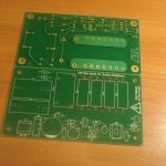 Soft Start (Inrush Current Limiter) PCB