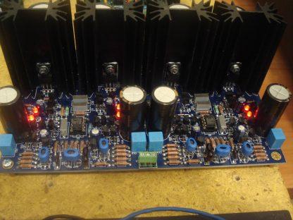 CF Headphone Amplifier