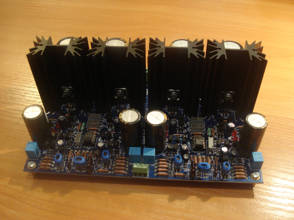 Low Noise Power Amplifier Ave Circuits