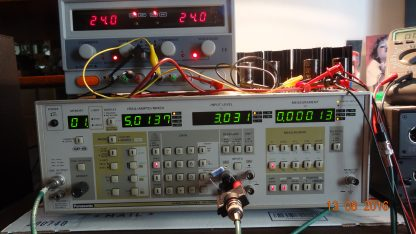 CFA THD: 5KHz, 22 Ohm load, 3 v rms - 0.00013%