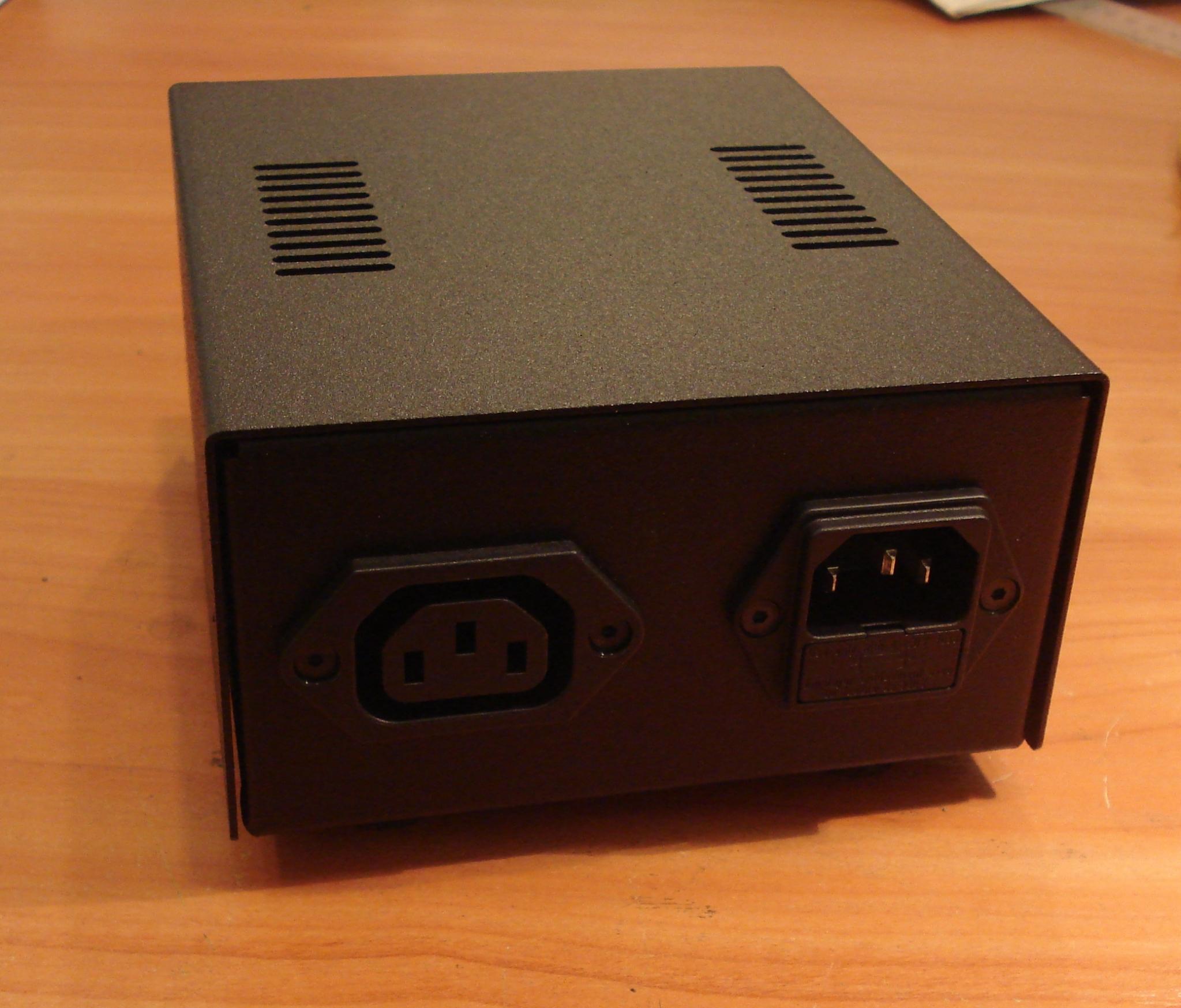 Dc Blocker Trap Filter  U2013 Assembled In Case  U2013 V 3