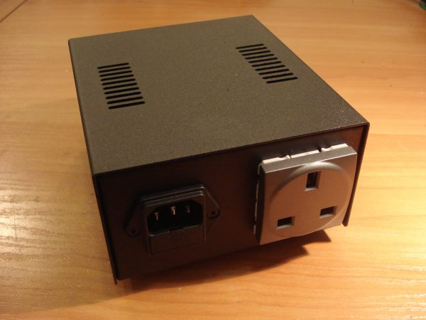 ATL Audio DC Blocker UK Outlet