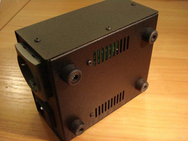ATL Audio DC Blocker Assembled in Case