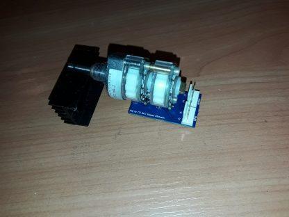 ATL Audio PCB for DACT CT-2 attenuator
