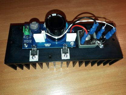 ATL Audio L-100 LPSU Block