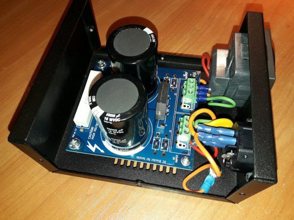 ATL Audio DC Blocker Assembled in Case - v. 2.3