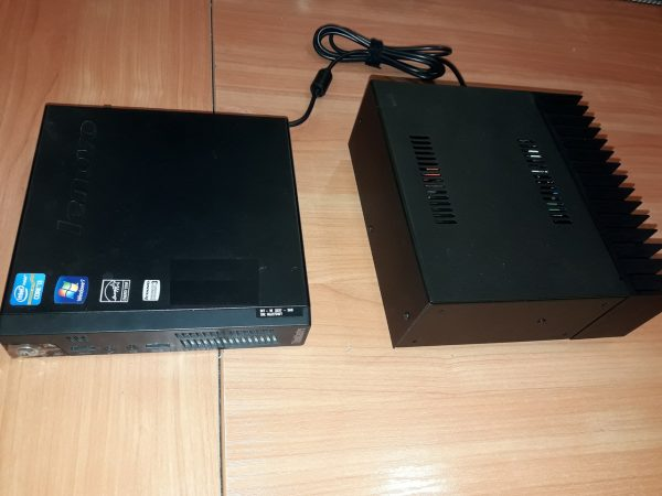 ATL AUdio LPSU L-100 and ThinkCentre M92p