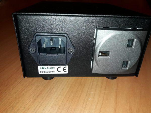 ATL Audio DC Blocker UK version