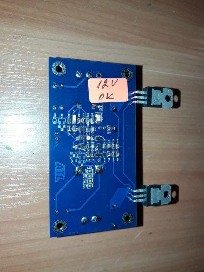 ATL Audio LPSU L-100 PCB - bottom
