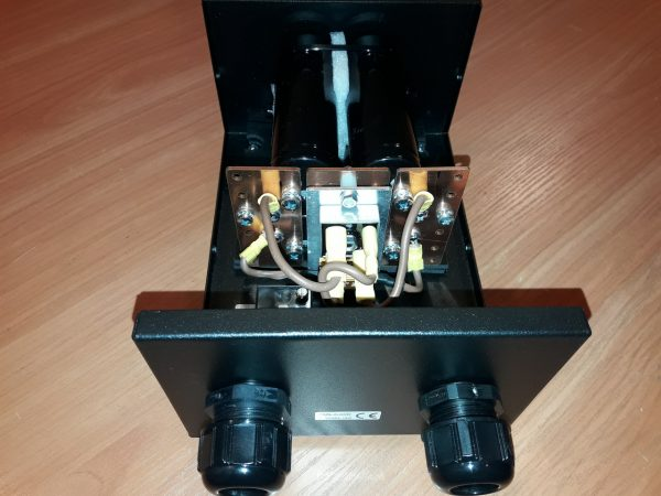ATL Audio Power DC Blocker Assembled in Case