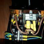 ATL Audio POWER DC Blocker Barrier Terminal Block Attachement