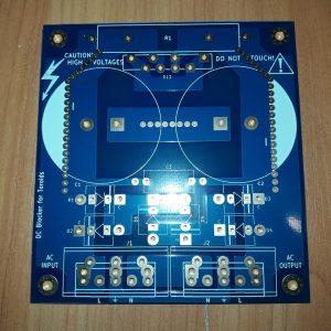 DC Blocker - v.3 PCB